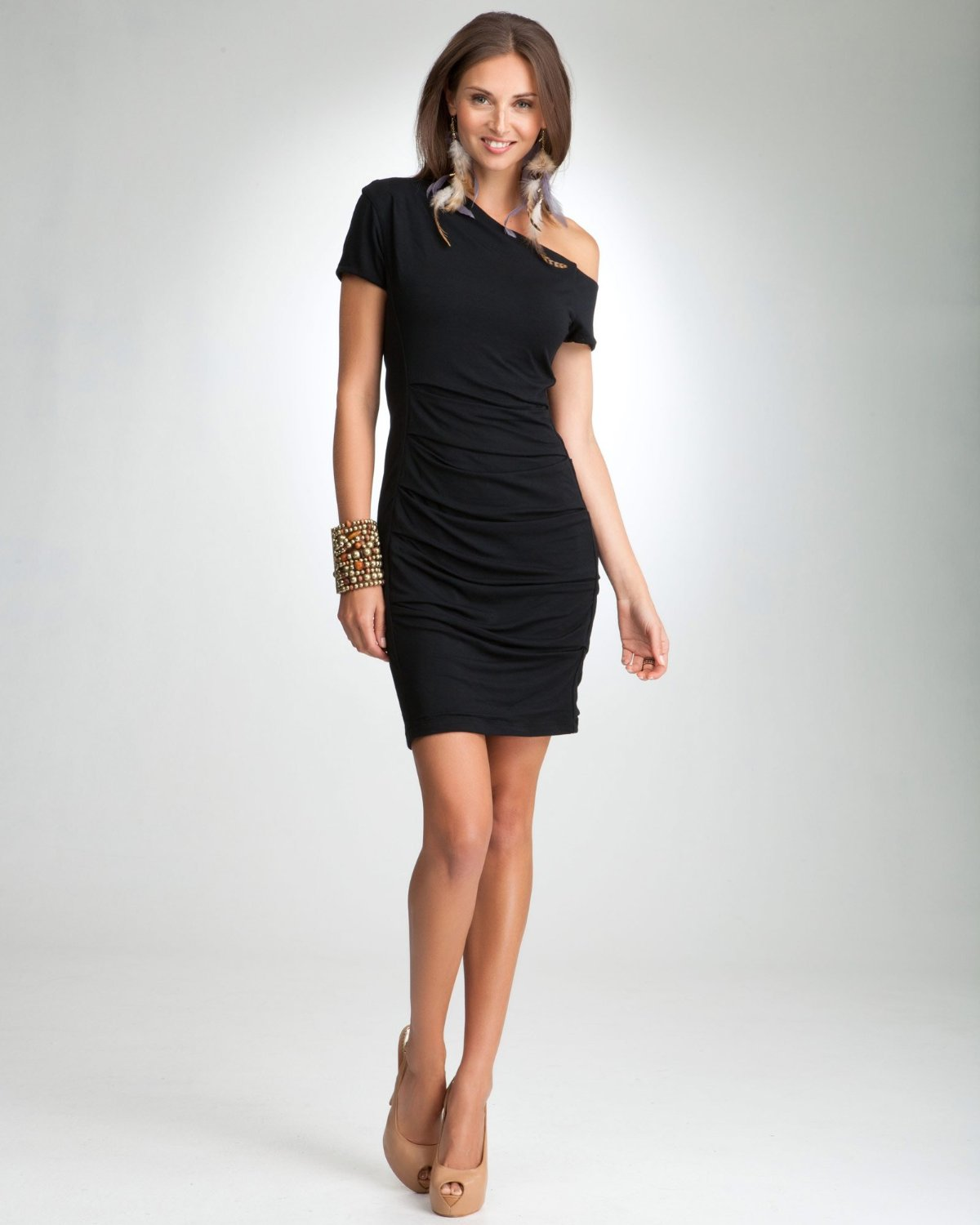 dresses black Women s